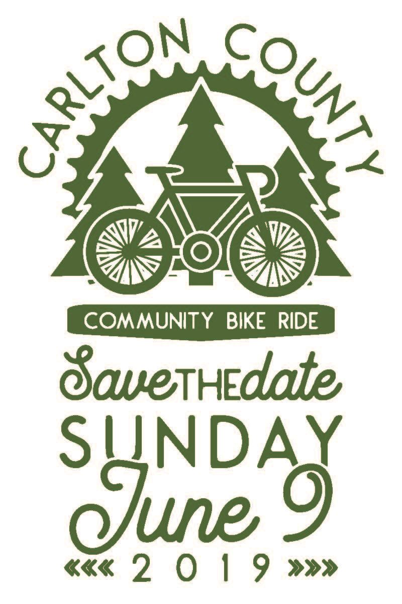Carlton County Community Bike Ride - Save the Date